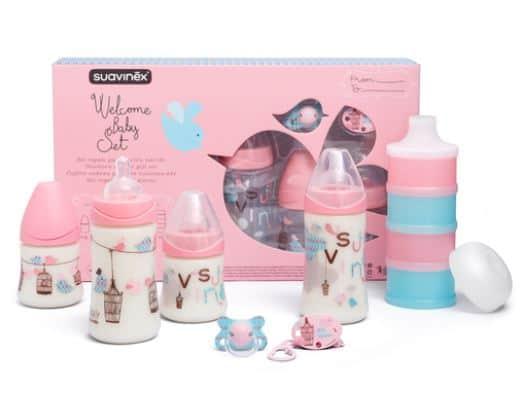 kit welcome baby suavinex