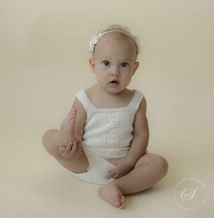 bebé body tricot Mac Ilusión